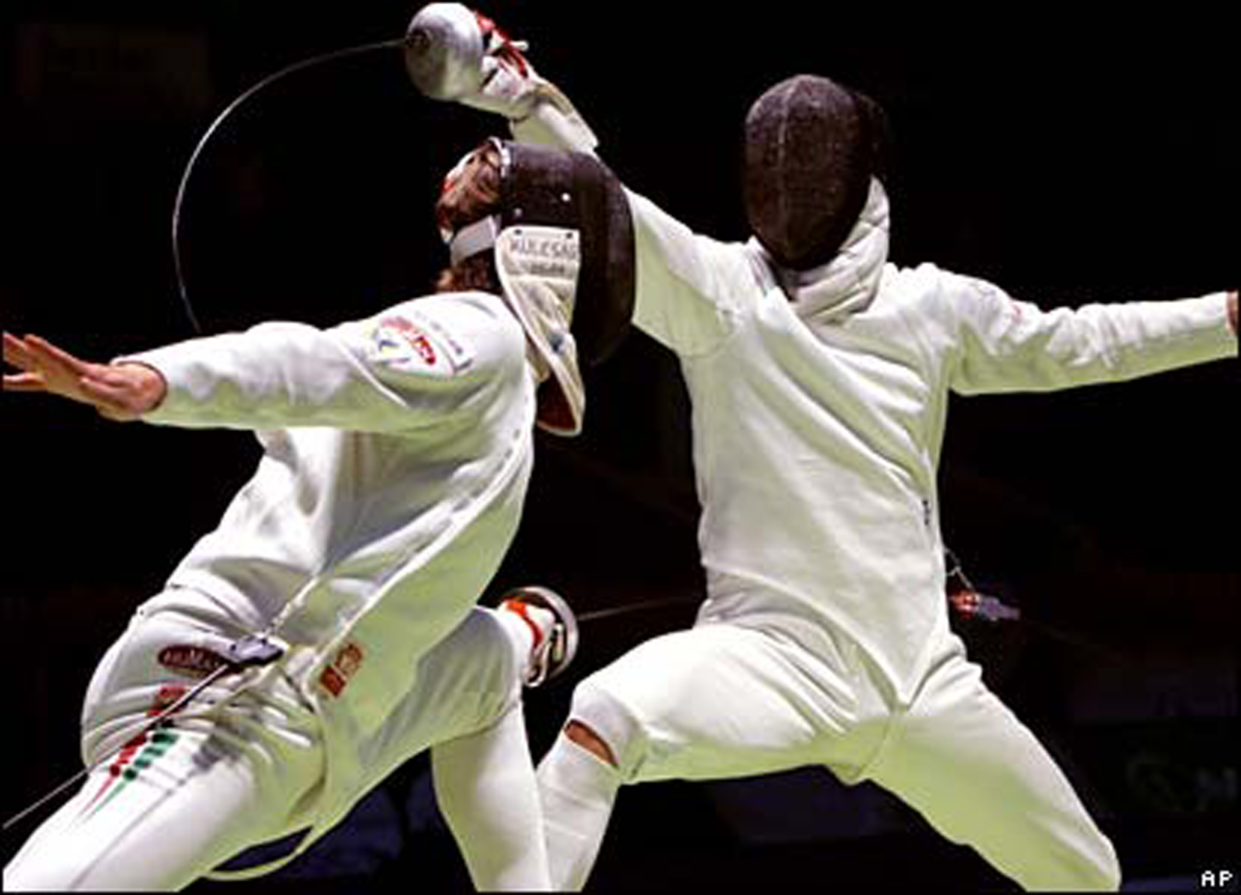 a study on the sport of fencing Usa fencing refereeing handbook  attend foc-certified referee seminars and study the referee study  (sport coat) for women:.
