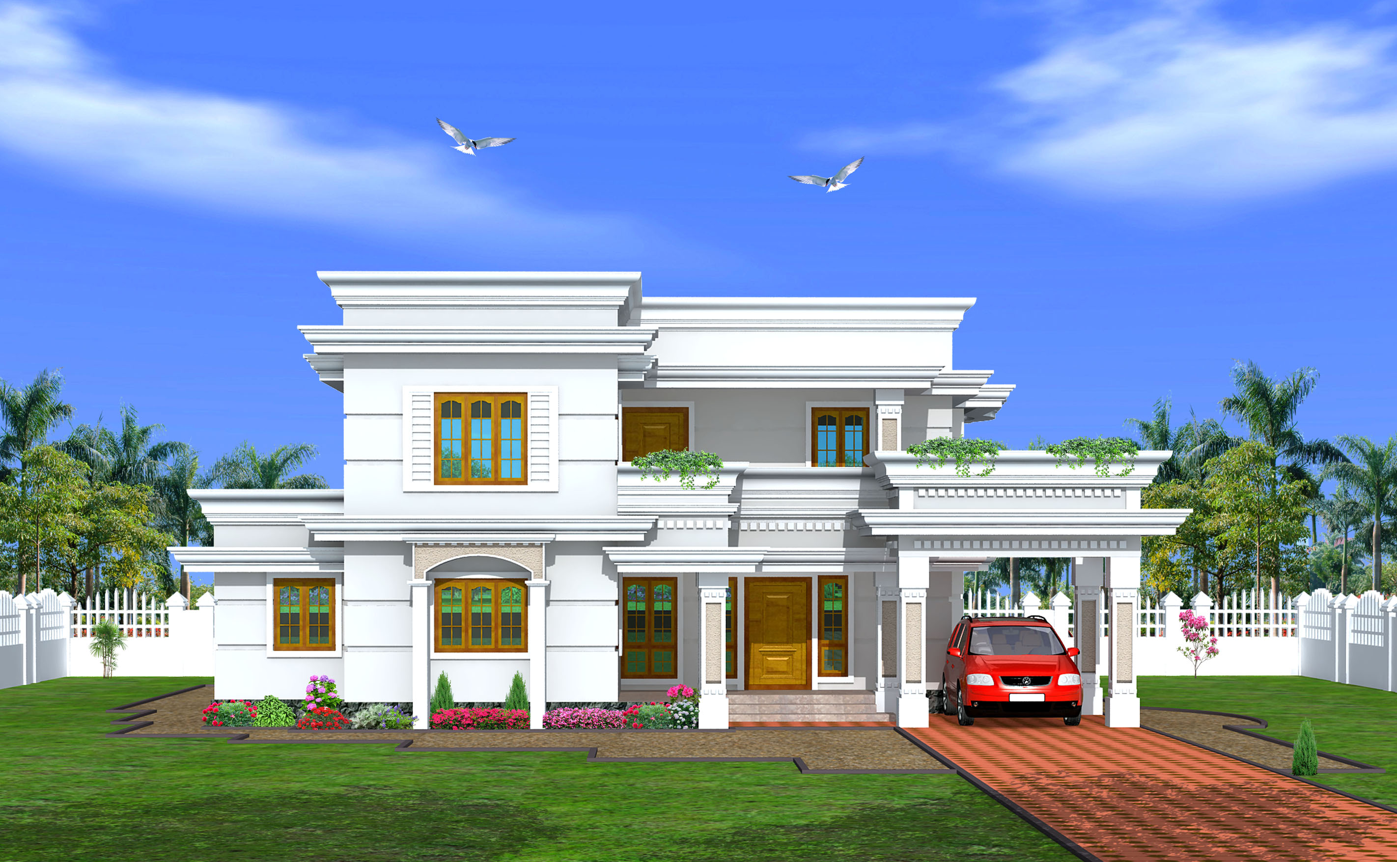 Green Homes Thiruvalla