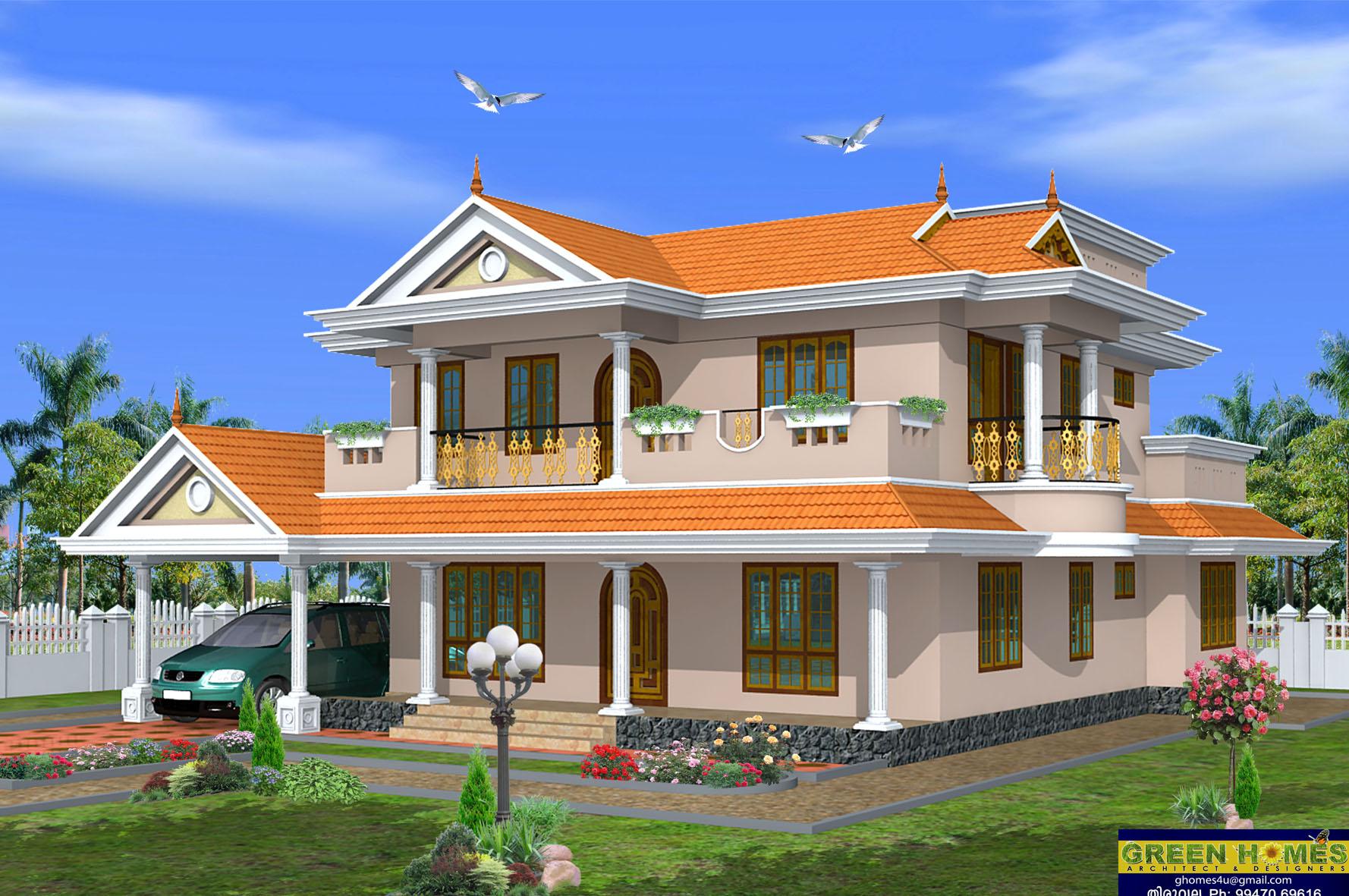 green homes thiruvalla