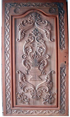 Shri Guru Computerised Wood Carvings - Erode.