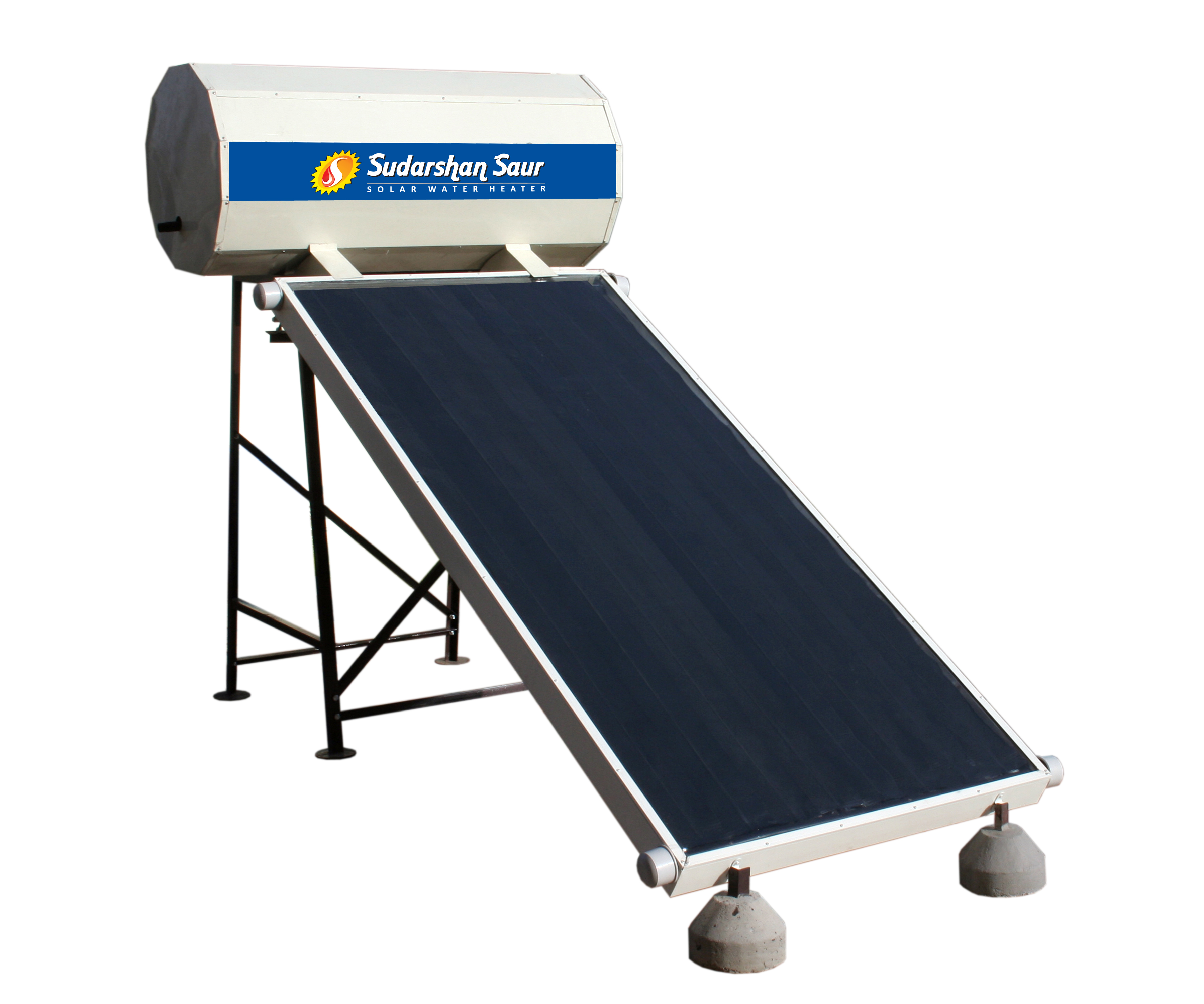 Review of current literature on solar water heating